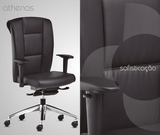 Detalhe cadeira Athenas