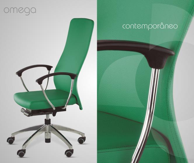 Detalhe cadeira Omega